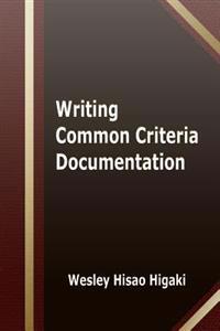 Writing Common Criteria Documentation