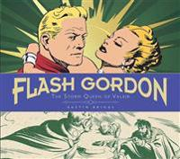 Flash Gordon, Volume 4: The Storm Queen of Valkir