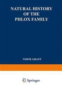 Natural History of the Phlox Family