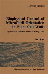 Biophysical Control of Microfibril Orientation in Plant Cell Walls