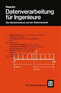 Datenverarbeitung F r Ingenieure