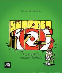 125 myyttiä suomen kielestä
