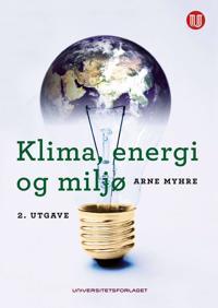 Klima, energi og miljø