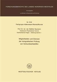 Moeglichkeiten Und Grenzen Der Holografischen Prufung Von Werbundwerkstoffen