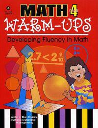 Math Warm-Ups Grade 4: Developing Fluency in Math