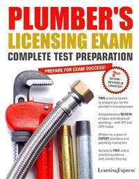 Plumber's Licensing Exam