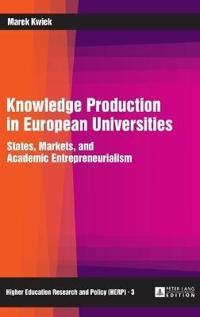 Knowledge Production in European Universities