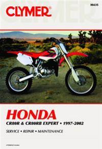 Honda Cr80R, 1996-2002