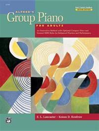 Alfred's Group Piano for Adults Teacher's Handbook, Bk 1