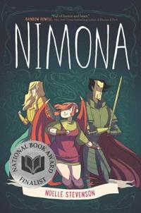 Nimona - Noelle Stevenson - böcker (9780062278234)     Bokhandel