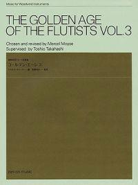 The Golden Age of the Flutists, Volume 3: Music for Woodwind Instruments