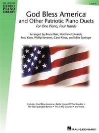 God Bless America and Other Patriotic Piano Duets - Level 4: Hal Leonard Student Piano Library