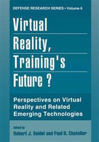Virtual Reality, Training's Future