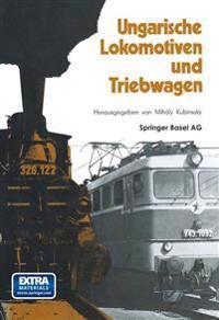 Ungarische Lokomotiven Und Triebwagen