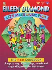 Let's Make Music Fun! Red Book (+ 2CDs)