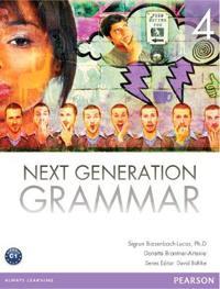 Next Generation Grammar 4 Student Etext W/Mylab English