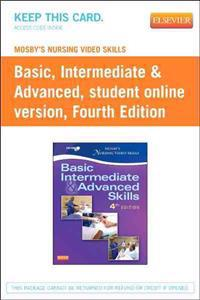 Mosby's Nursing Video Skills: Student Online Version (Access Card)