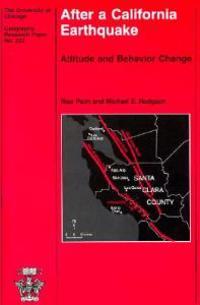 After a California Earthquake