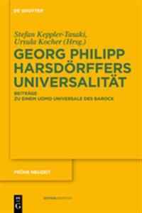 George Philipp Harsdorffers Universalitat