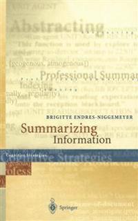 Summarizing Information