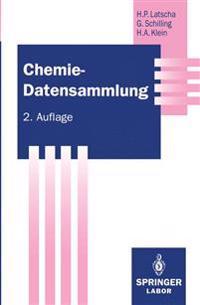Chemie -- Datensammlung