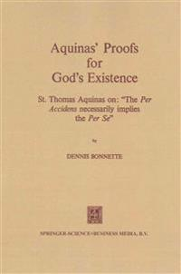 Aquinas' Proofs for God's Existence