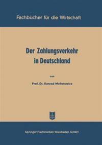 Der Zahlungsverkehr in Deutschland