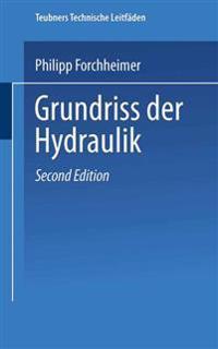 Grundriss Der Hydraulik