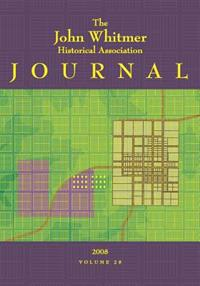 The John Whitmer Historical Association Journal 2008