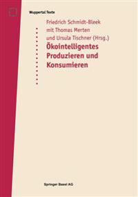 Öko-intelligentes Produzieren Und Konsumieren