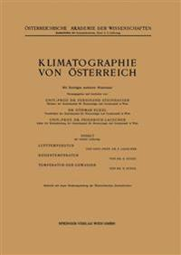 Klimatographie Von Österreich