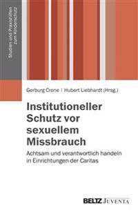 Institutioneller Schutz vor sexuellem Missbrauch
