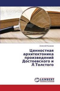 Tsennostnaya Arkhitektonika Proizvedeniy Dostoevskogo I L.Tolstogo