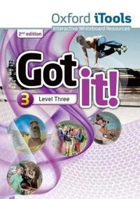 Got it!: Level 3: iTools
