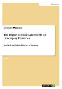 The Impact of Trade Agreements on Developing Countries