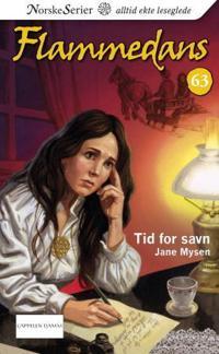 Tid for savn - Jane Mysen   Ridgeroadrun.org