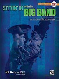 Sittin' in with the Big Band: Alto Saxophone [With CD]