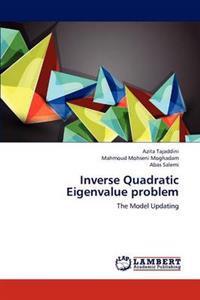 Inverse Quadratic Eigenvalue Problem