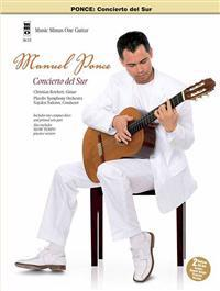 Ponce - Concierto del Sur: Guitar Play-Along with CD (Audio)