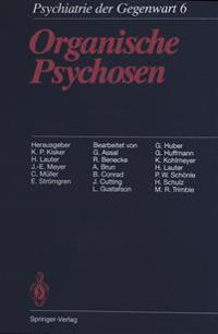 Organische Psychosen