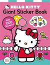 Hello Kitty: Giant Sticker Book: With 1500 Stickers