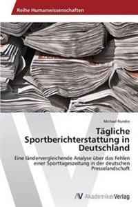 Tagliche Sportberichterstattung in Deutschland