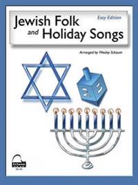 Jewish Folk & Holiday Songs: Nfmc 2016-2020 Piano Hymn Event Class I Selection