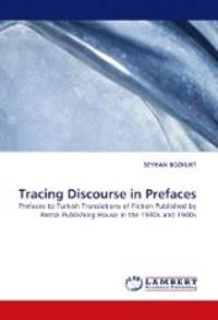 Tracing Discourse in Prefaces