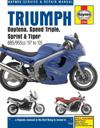 Triumph Daytona, Speed Triple, Sprint & Tiger 885/955cc '97 to '05