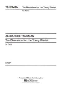 Ten Diversions for the Young Pianist