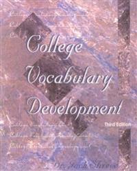 College Vocabulary Development