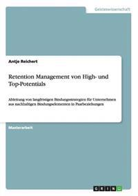 Retention Management Von High- Und Top-Potentials