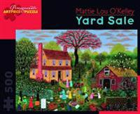 Yard Sale 500 Piece Jigsaw Puzzle Aa750
