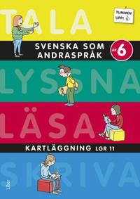 Tummen upp! Svenska som andraspråk kartläggning åk 6